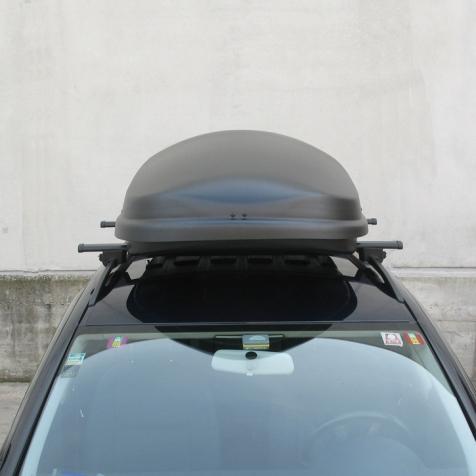 Mercedes-Benz Classe M W166 2012-2015 Noir anti vol Cross Barres De Toit Rack